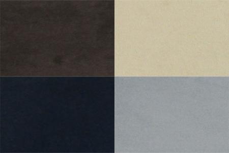 Kuschelland - Teppichfarben: Dunkelbraun, Hellbeige, Dunkelblau, Hellgrau